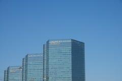 Asien Kina, Peking, område för central affär för CBD, CENTRALT STÄLLE KINA Royaltyfria Bilder