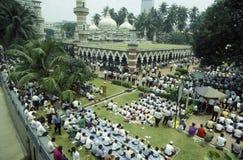 ASIEN MALAYSIA KUALA LUMPUR Arkivfoton