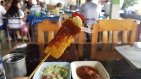 Asien mat Fotografering för Bildbyråer