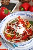 Asien salad