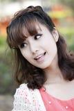 Asien-Schönheit stockfotografie