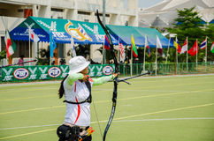 Asien-Schale-Weltklassifizierungs-Turnier 2015 Stockfotografie