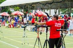 Asien-Schale-Weltklassifizierungs-Turnier 2015 Lizenzfreie Stockfotos