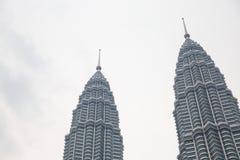 Asien-Stadt mit Verkehr stockfotografie