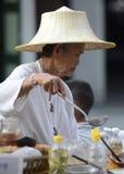ASIEN THAILAND BANGKOK Royaltyfria Bilder