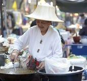 ASIEN THAILAND BANGKOK Royaltyfri Fotografi