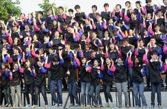 ASIEN THAILAND CHIANG MAI WAT PHAN TAO Lizenzfreies Stockbild
