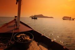 ASIEN THAILAND HUA HIN KHAO SAM ROI YOT Royaltyfri Bild