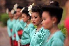 ASIEN THAILAND ISAN KHORAT Royaltyfri Bild