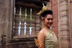 ASIEN THAILAND ISAN KHORAT Arkivbild