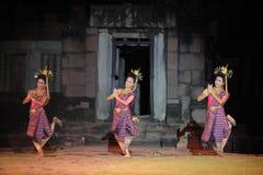 ASIEN THAILAND ISAN KHORAT PHIMAI EN KHMERTEMPEL Royaltyfri Foto