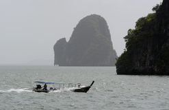 ASIEN THAILAND PHUKET RAWAI Lizenzfreies Stockbild
