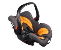 Asiento de coche de bebé Imagen de archivo libre de regalías