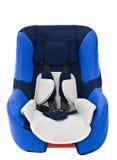 Asiento de coche de bebé Fotos de archivo libres de regalías