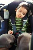 Asiento de la seguridad del coche Foto de archivo