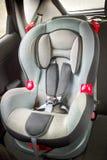Asiento del bebé del coche Fotos de archivo libres de regalías