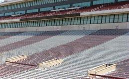 Asiento del estadio Fotografía de archivo libre de regalías