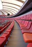 Asiento del estadio de los deportes Imagenes de archivo