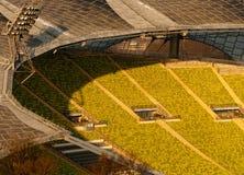 Asiento olímpico del estadio Fotos de archivo libres de regalías