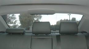 Asientos de coche fotos de archivo libres de regalías
