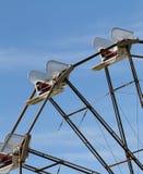 Asientos de Ferris Wheel Fotos de archivo