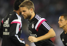 Asier Illarramendi Real Madrid Obraz Royalty Free