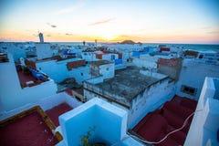 Asilah: Μια μαροκινή πόλη αμετάβλητη για αιώνες Στοκ Φωτογραφίες