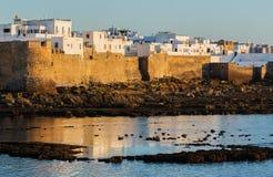 Asilah Marocko Royaltyfria Bilder