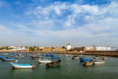 Asilah, Morocco Stock Photo