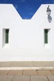 Asilah Old Medina Stock Image