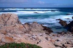 Asilomar för Tid schackningsperiod tillstånd Marine Reserve Royaltyfria Foton