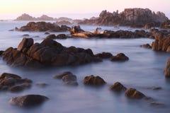 Asilomar Marine Reserve, Pacific Grove, California, USA Stock Image