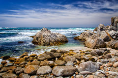 Asilomar State Beach Royalty Free Stock Image