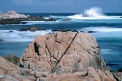 Asilomar State Marine Reserve Royalty Free Stock Photos