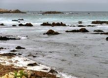 Asilomar State Marine Reserve Stock Photo