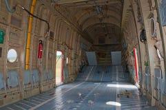 Asimiento del cargo del helicóptero Mi-26 Imagenes de archivo