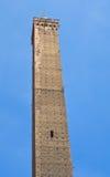 Asinelli tower. Bologna. Emilia-Romagna. Italy. Stock Images