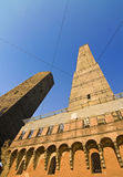 Asinelli tower - bologna Royalty Free Stock Image