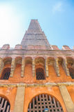 Asinelli Tower Bologna Royalty Free Stock Photos