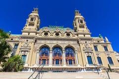 Сasino Monte, Carlo -, Cote d'Azur, Monaco Zdjęcie Royalty Free