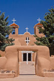 asis łukowaty kościół de wejściowy Francisco San Fotografia Stock