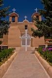 asis Kościół De Francisco wiodąca droga przemian San Fotografia Stock