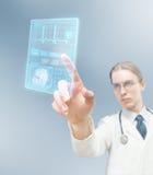 Asistencia médica moderna Fotos de archivo libres de regalías