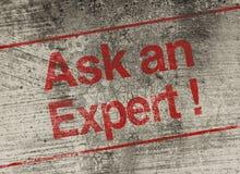 Ask an expert Stock Photos