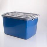 ask för ask- eller plast-lagringsbehållare på bakgrund Arkivfoto