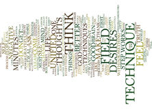 Ask It Is Given Word Cloud Concept Stock Photo