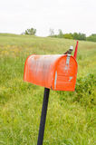 ask isolerat objekt för post 3d Fotografering för Bildbyråer