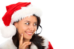 Ask santa for your presents Stock Photography