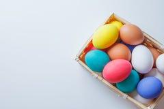 askeaster ägg lyckliga easter Royaltyfri Foto