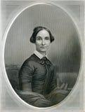 askgåvamrs stående santa Eliza Clark Garrett Biblical Illustration vektor illustrationer